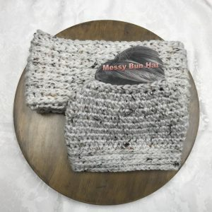 White Tweed MBH Set